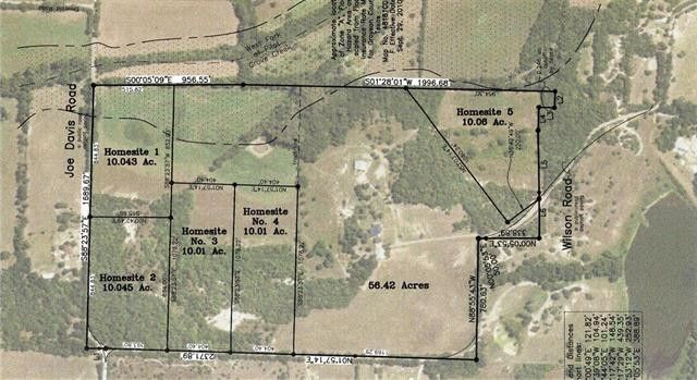Hs 3 Wilson Rd Lot Hs3, Whitewright, TX 75491