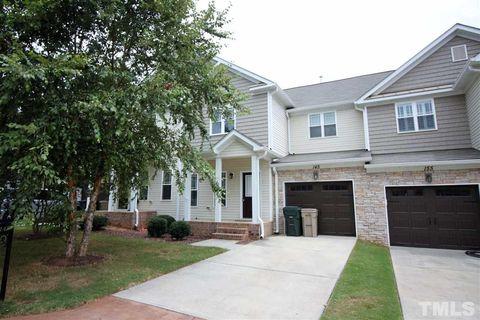 Garner NC Real Estate