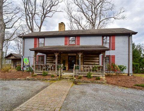 P O Of 3307 Nc Highway 150 E Greensboro Nc 27455 House For Sale