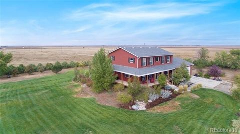 39566 County Road 84, Briggsdale, CO 80611