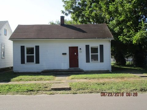 Photo of 444 W 8th St, Mount Vernon, IN 47620