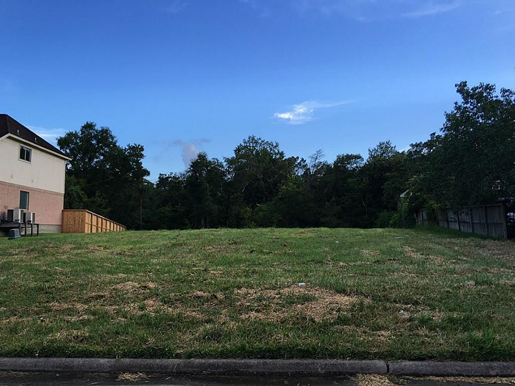 Build On Your Own Lot Harris County Texas