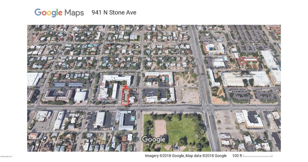 941 N Stone Ave, Tucson, AZ 85705 - Land For Sale and Real Estate ...