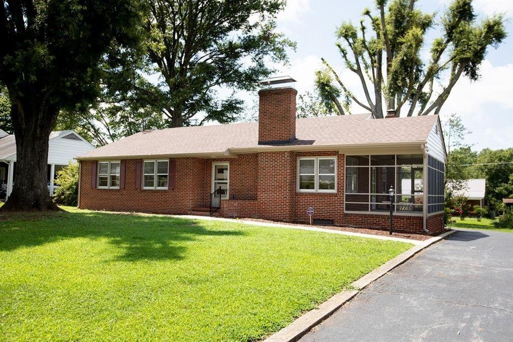 1205 Fourth Ave, Farmville, VA 23901