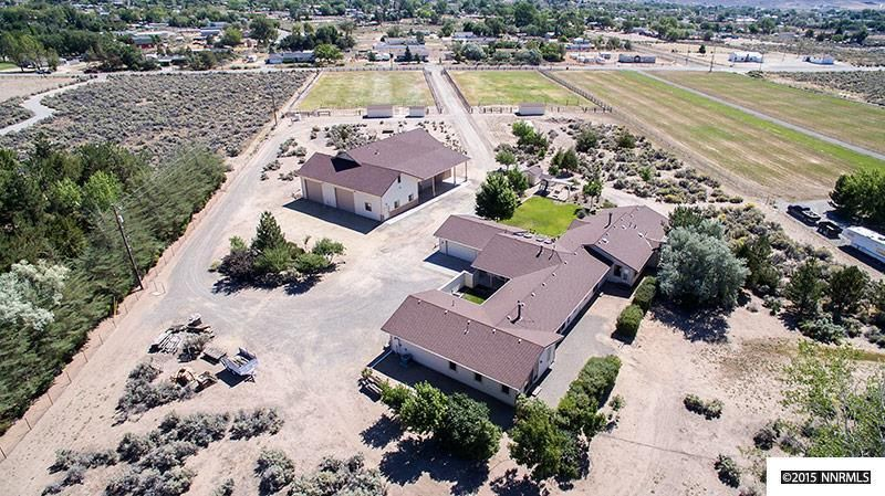 Washoe Valley Horse Property For Sale
