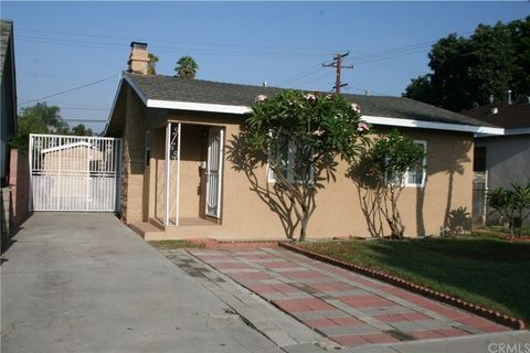 Elegant 6305 Home Ave, Bell, CA 90201. House For Sale Nice Look