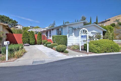 252 Mountain Springs Dr, San Jose, CA 95136