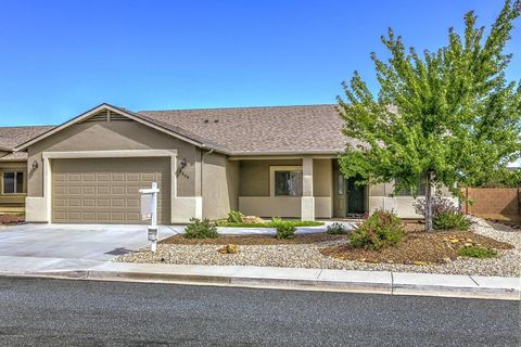 New Homes In Granville Prescott Valley
