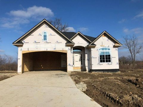 New Boston Mi Single Story Homes For Sale Realtorcom