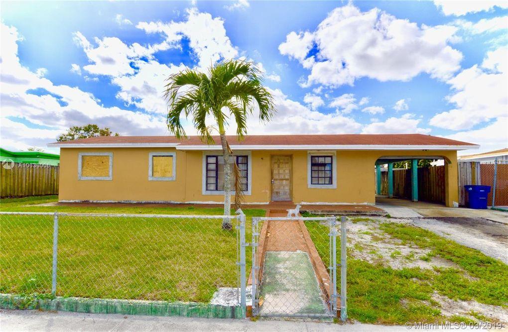 20434 Nw 43rd Pl, Miami Gardens, FL 33055