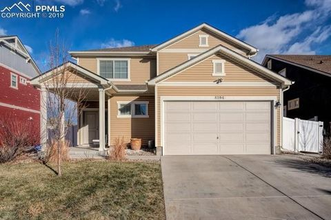 8194 Campground Dr, Fountain, CO 80817