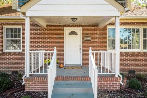 501 Lyons Ave, Colonial Heights, VA 23834