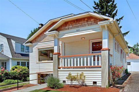 Photo of 1618 N 54th St, Seattle, WA 98103