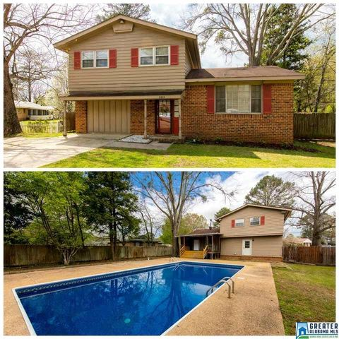 Hueytown Al Houses For Sale With Swimming Pool