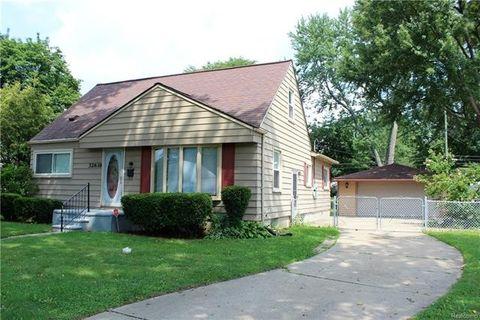32638 Rosslyn Ave, Garden City, MI 48135 - realtor.com®