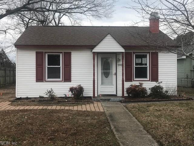 1901 Long Green Ln, Hampton, VA 23663