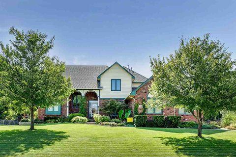 1040 N Broadmoor Ave, Wichita, KS 67206