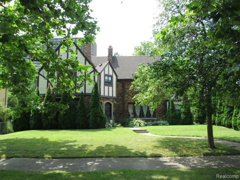Homes for sale & real estate near Wayne State University