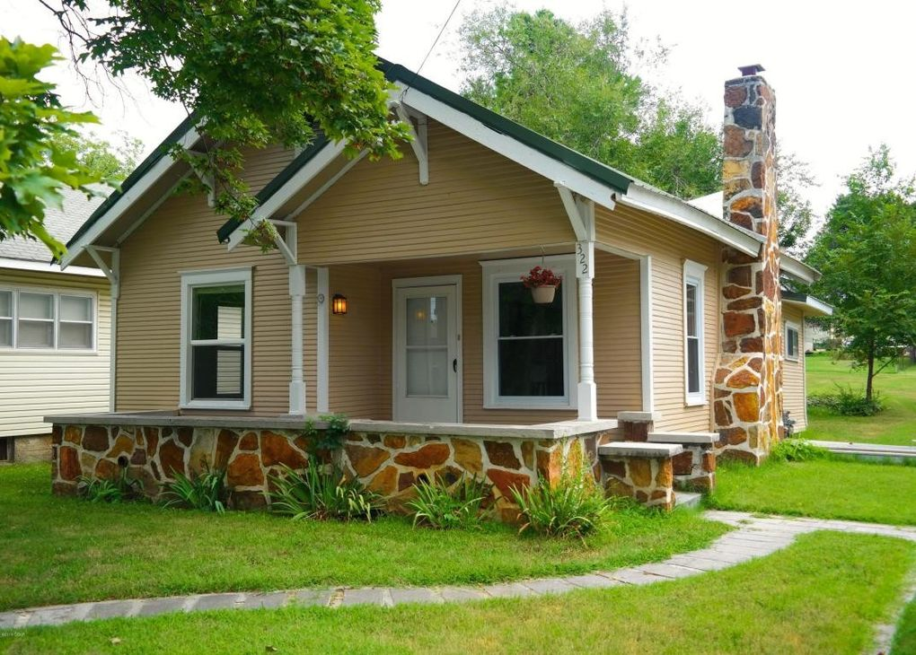 Home For Sale In Carthage Mo