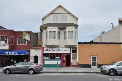 4120-4124 Geary Blvd, San Francisco, CA 94118