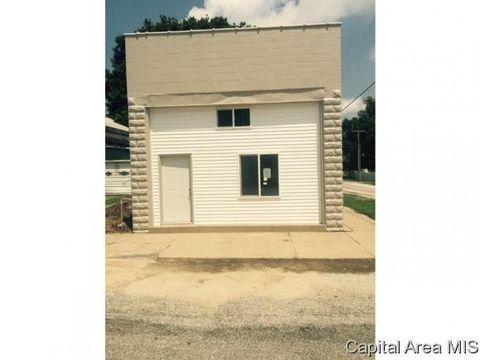 101 W Main St, Pleasant Plains, IL 62677