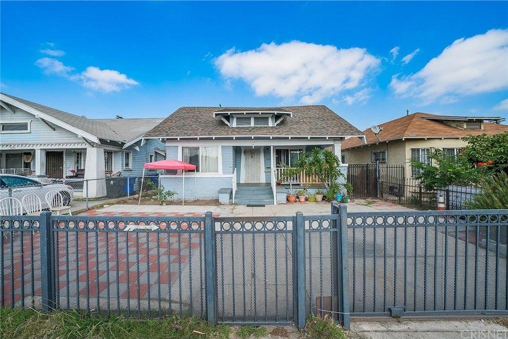 1147 W 53rd St, Los Angeles, CA 90037