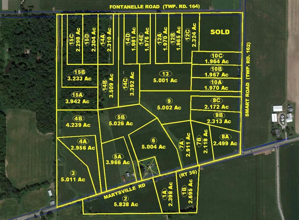 Marysville 4 B Rd Unit Tract, Ostrander, OH 43061