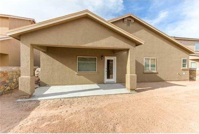 14924 ted banks ave el paso tx 79938 for Classic homes el paso tx