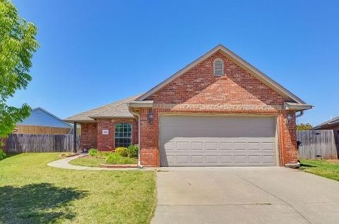 3605 New London Ave, Moore, OK 73160