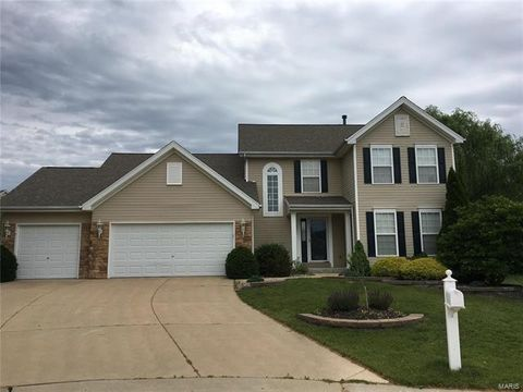 1404 Grizzly Holw, Wentzville, MO 63385