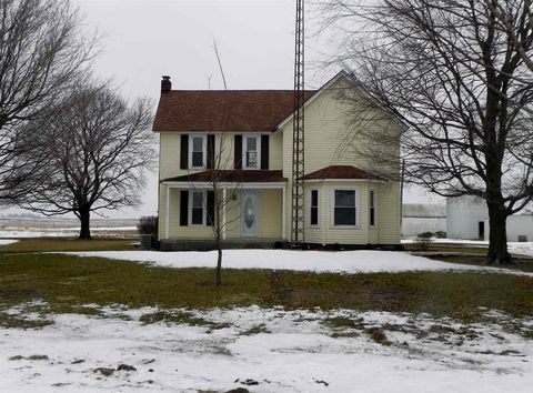 Photo of 4538 N 400 St E, Fowler, IN 47995