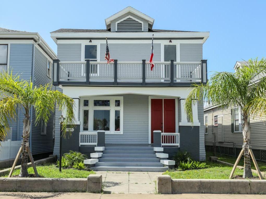 1909 Avenue L, Galveston, TX 77550