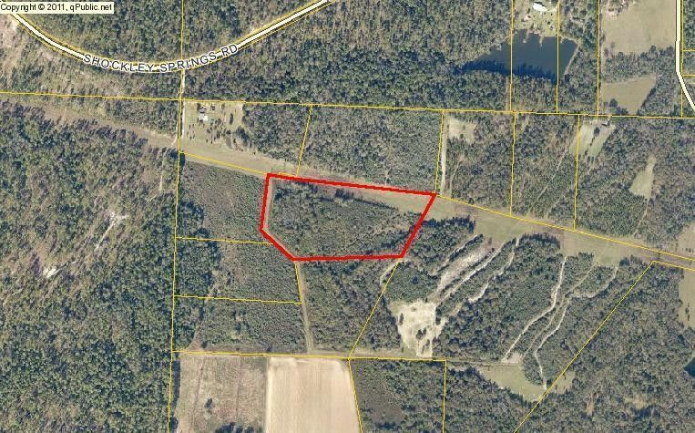 15 8 acres shockley spings rd baker fl 32531 land for sale and