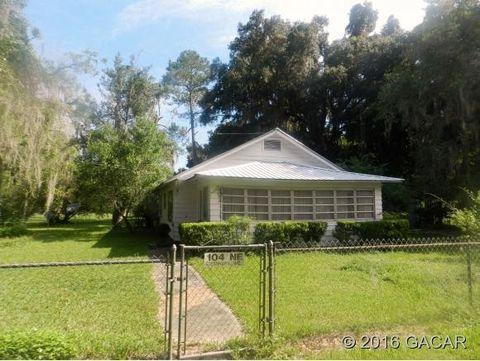 104 Ne 2nd Ave, Williston, FL 32696
