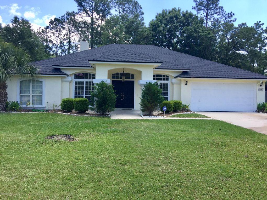 5360 Grey Heron Ln Jacksonville, FL 32257