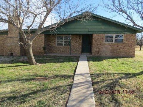 601 Avenue L, Anson, TX 79501