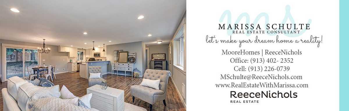 Marissa Schulte Real Estate Consultant Overland Park Ks