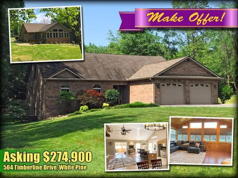 Photo of 504 Timberline Dr, White Pine, TN 37890