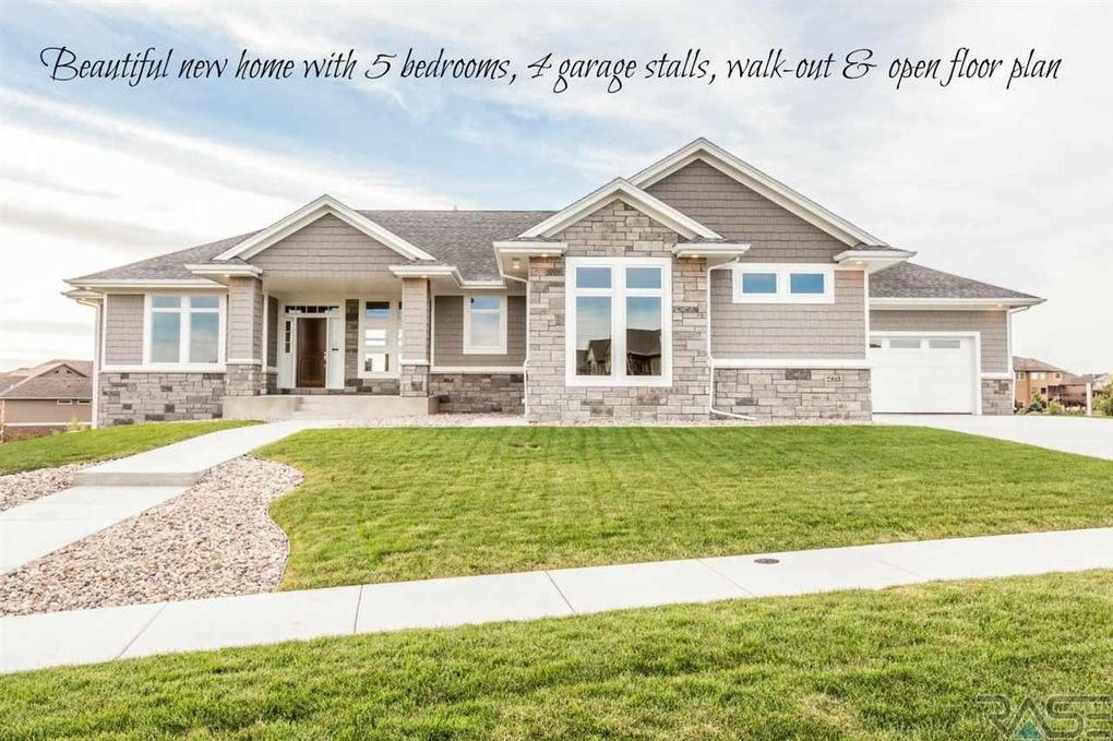 2813 w leighton cir sioux falls sd 57108 for Home builders in sioux falls sd