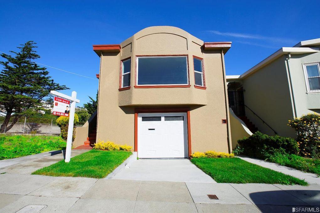 62 Nantucket Ave San Francisco, CA 94112