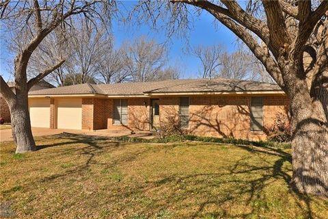 Photo of 2934 Arlington Ave, Abilene, TX 79606