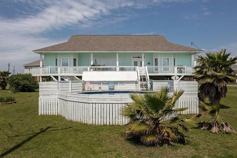 Brilliant Sand Castle Beach Port Bolivar Tx Real Estate Homes For Download Free Architecture Designs Viewormadebymaigaardcom