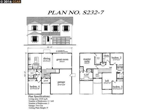 2712 Cowell Rd Lot A, Concord, CA 94518