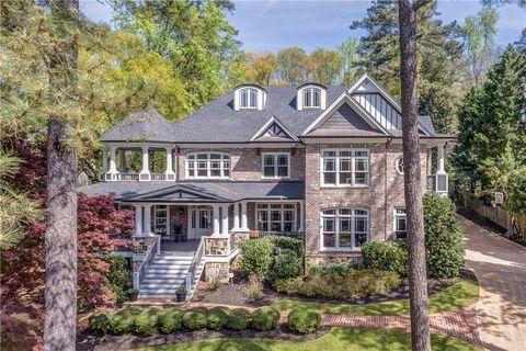 Admirable Historic Brookhaven Atlanta Ga Real Estate Homes For Download Free Architecture Designs Grimeyleaguecom