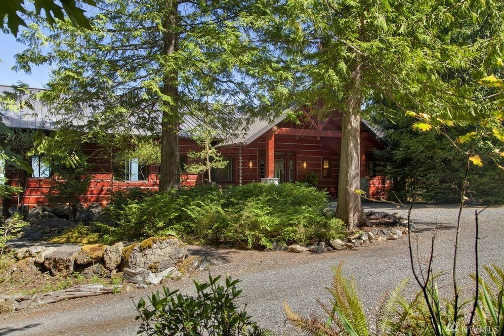 609 spring hill rd eastsound wa 98245 for Homes for sale orcas island wa