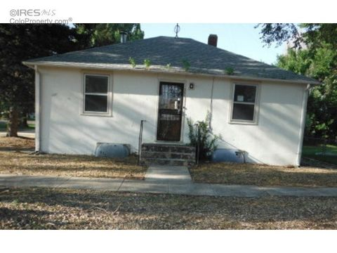 331 W 6th Ave, Fort Morgan, CO 80701