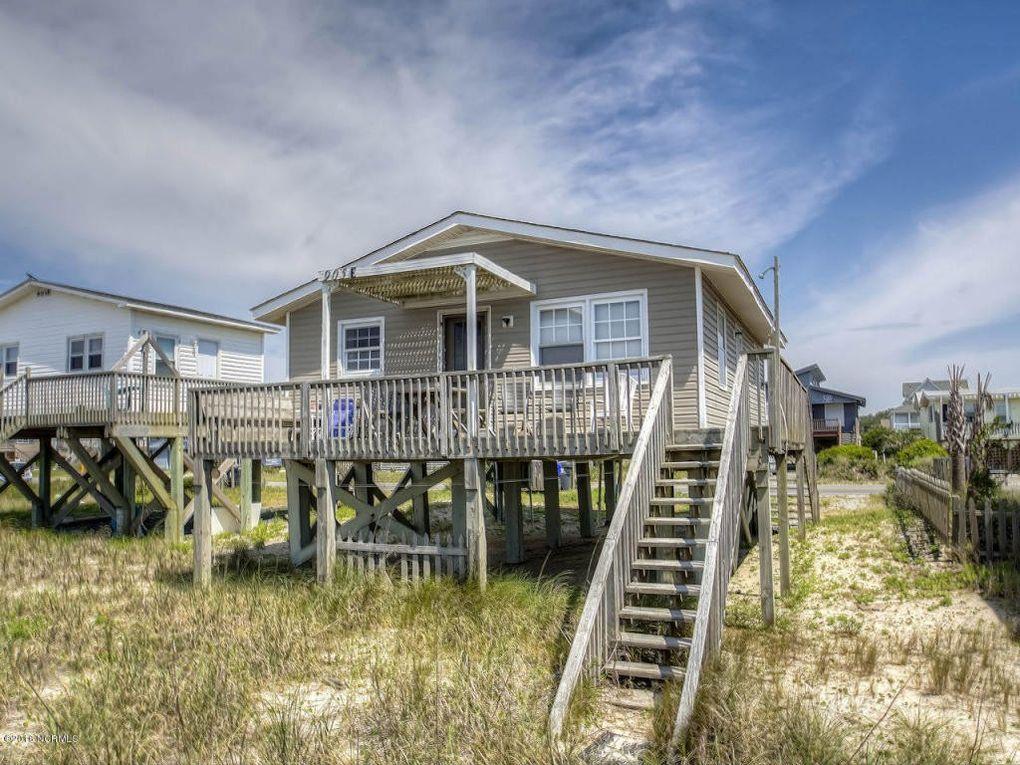E Beach Dr Oak Island Nc