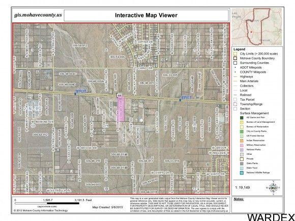 Us Highway Golden Valley AZ Realtorcom - Us 68 map