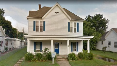 Photo of 1419 Cumberland Ave, Evansville, IN 47712