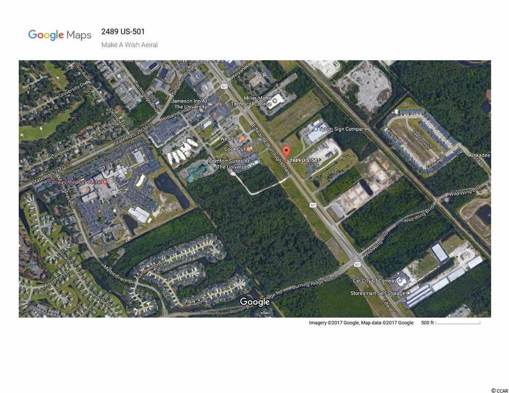Car City Conway >> 2489 E Highway 501 Conway Sc 29526 Realtor Com